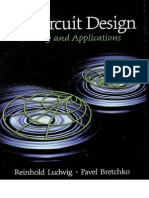 RF Circuit Design - Theory and Applications