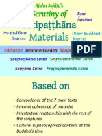 101717414 S15 Comparison of Satipatthana Contents 5 1 4