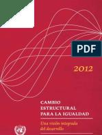 2012 SES 34 Cambio Estructural Sintesis