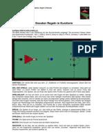 Snooker Regeln Kurzform Okt09