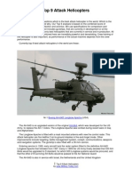 Top 9 Attack Helicopters | www.Military-Today.com