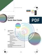 S200 Manual