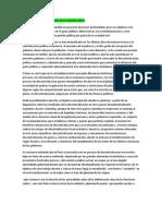 Análisis de la descentralización en el contexto actual