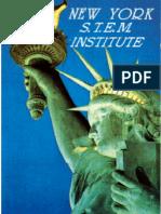 The STEM Institute 2013 Brochure