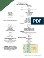 Especificaciones Técnicas Audi A3 1.6 3P (Año 2001)