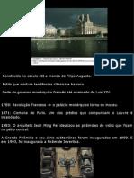 TP 01 - Pirâmide Louvre