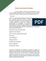 Softwares na àrea do Turismo