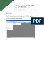 TUTORIAL SystemC With Microsoft Visual Studio