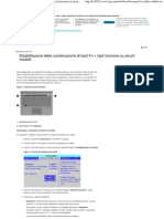 Disabilitazione della combinazione di tasti Fn   tasti funzione su alcuni modelli _ HP® Supporto