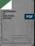 Applied_Aerodynamics of Wind Power Machines