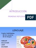 Reflexiones Sobre El Lenguaje (UCA 2009)