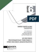 Los Recursos Proc Tributarios y Otros Recursos Administ