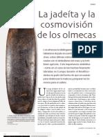 La Jadeita y La Cosmovision Olmeca