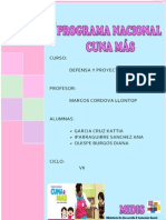 Programa Cuna Mas Original