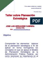 Taller Sobre Planeacion Estrategica 090717200354 Phpapp02 121202171050 Phpapp01