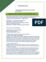 APROPIACIÓN ILÍCITA CICLO V 1ER MES DERE PENAL III PE ACTIVIDAD 2