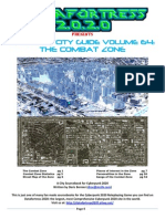Cyberpunk 2020 - Datafortress 2020 - Night City Guide Vol 64 the Combat Zone