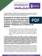 Acuerdo Iberia