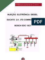 10-028 - Injecao Eletronica Diesel Bosch EDC 15C7 - Novo Ducato t.t.