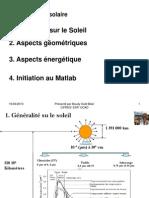 Gisment solaire