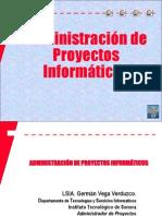Conferencia de Administración de Proyectos