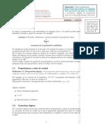 Tutoría Álgebra I (UChile)