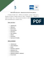 Programa de Estagio Embasa 2013 b