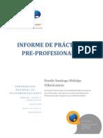 INFORME DE PRÁCTICAS BY DH