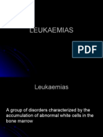 Leukaemias for Fifth Year