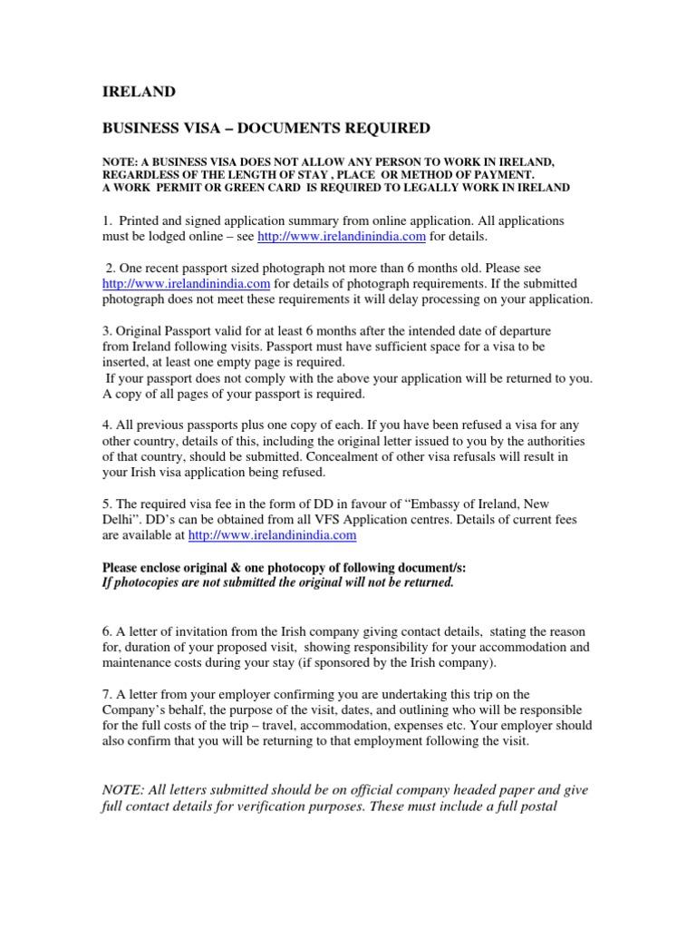 Business visa travel visa passport falaconquin