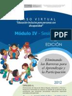 Mod. IV - Sesion 1 Sistema Educativo