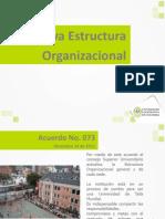 Nueva Estructura Organizacional