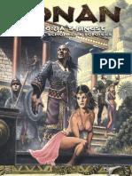 Conan RPG - Hyboria's Finest - Nobles, Scholars & Soldiers