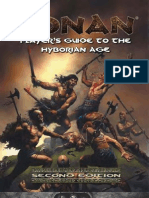 Conan RPG - Player's Guide to the Hyborian Age
