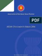 ASEAN Documents Series 2004