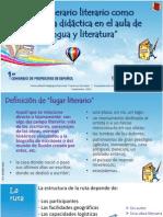 Taller Itinerario Literario