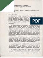 Informe de La Voz de Venezuela Pag. 1