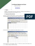 291009 RPP NewtonRaphson in Excel
