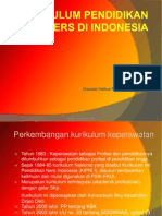 Kurikulum Pendidikan Ners 2010