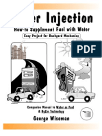 Water Injection Manual  (preview)