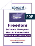 64282866 Freedom ERP Manual de Instalacao