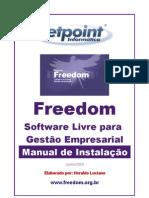 64282866 Freedom ERP Manual de Instalacao
