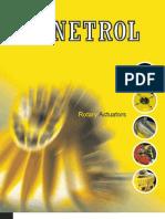 Rotary Actuator 2012 LR