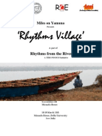 Miles on Yamuna-Rhythms Village