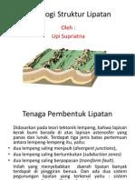 Morfologi_Struktur_Lipatan
