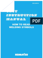Useful Welding Symbol
