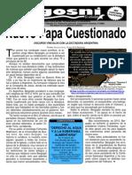 Kgosni 123-Nuevo Papa Cuestionado