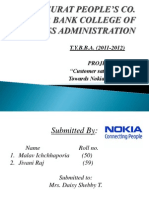 Research Process Nokia