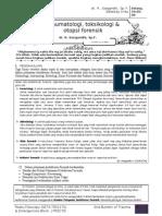 Traumatologi,Toksikologi &Otopsi Forensik-fix