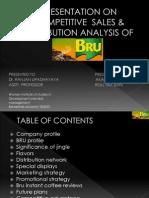 analysis of BRU
